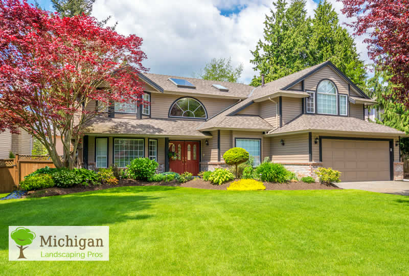 What You Get In A Residential Landscaping Contract Michigan